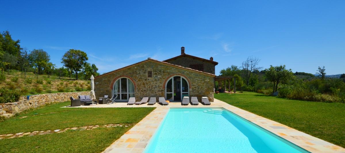 Vendita Casa Vacanze Campagna Fiorentina RIF:1742 - Agenzia Immobiliare Betti Poggibonsi Siena Toscana (2)