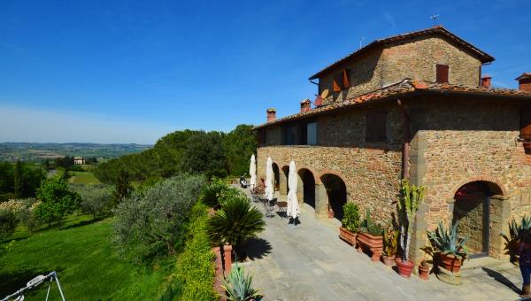 Vendita fienili case coloniche casali rustici toscani in for Piani casa colonica di campagna