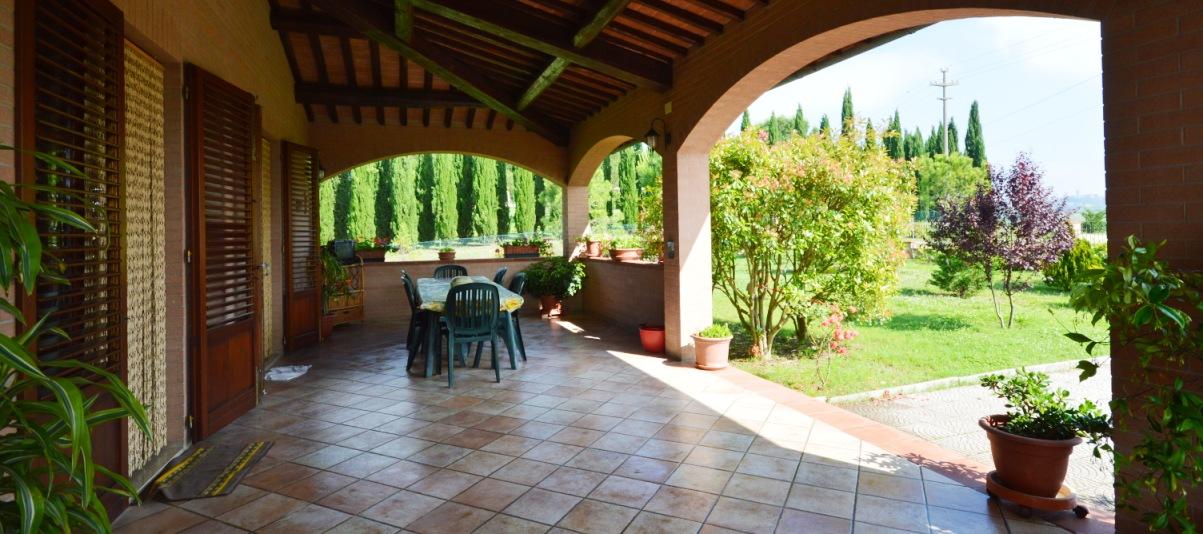 Vendita Villa in Città RIF:1883 - Agenzia Immobiliare Betti Poggibonsi Siena Toscana (4)