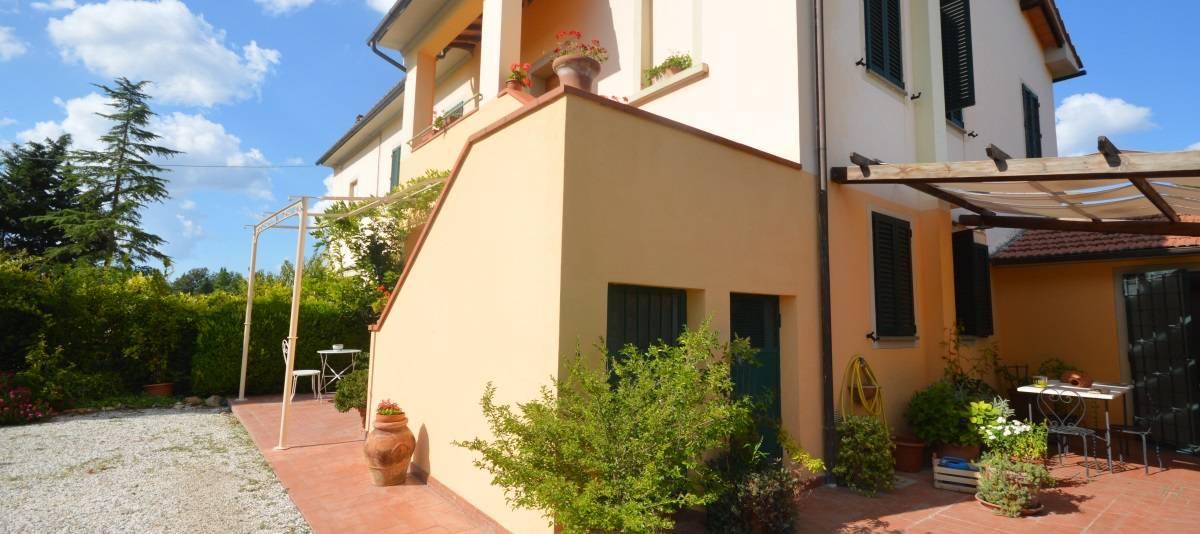 Vendita Appartamento in casale o porzione Campagna Fiorentina RIF:2132 - Agenzia Immobiliare Betti Poggibonsi Siena Toscana (5)