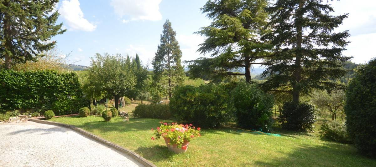 Vendita Appartamento in casale o porzione Campagna Fiorentina RIF:2132 - Agenzia Immobiliare Betti Poggibonsi Siena Toscana (13)