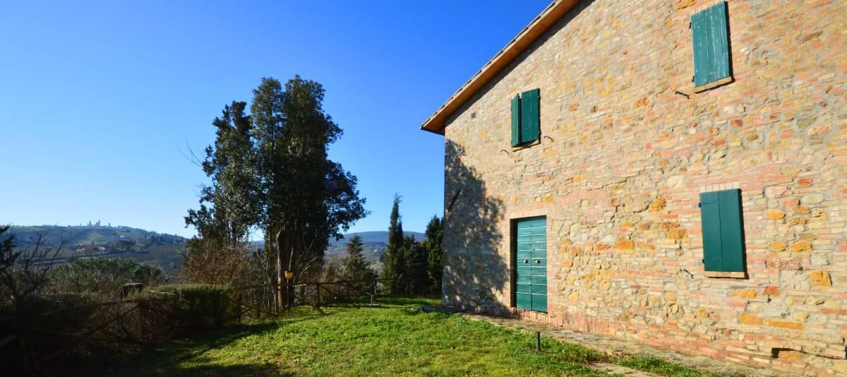 Vendita Azienda Agricola Campagna Senese RIF:2178 - Agenzia Immobiliare Betti Poggibonsi Siena Toscana (6)