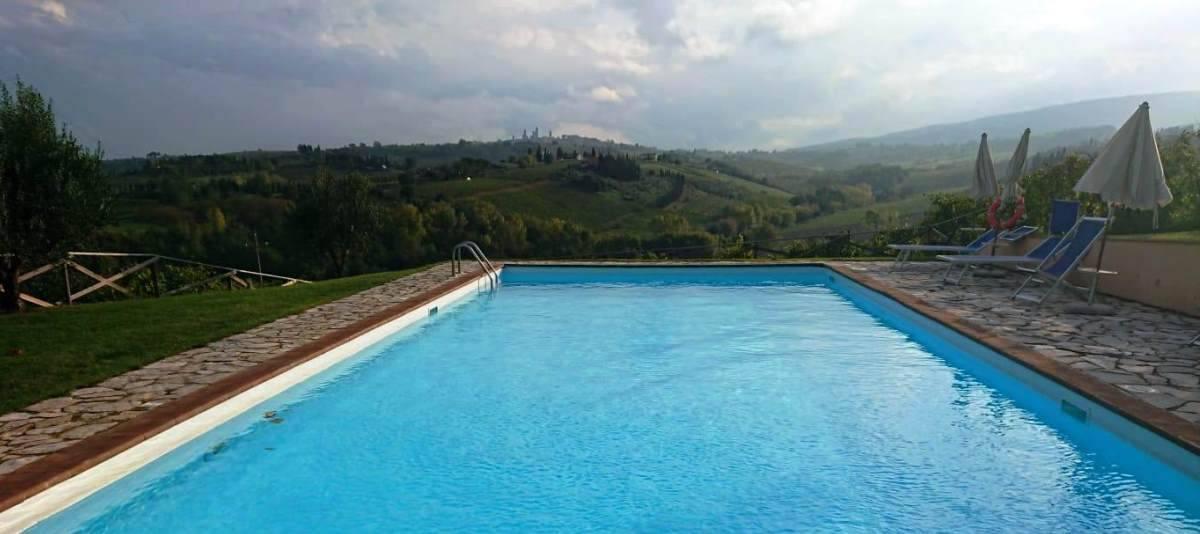 Vendita Azienda Agricola Campagna Senese RIF:2178 - Agenzia Immobiliare Betti Poggibonsi Siena Toscana (7)