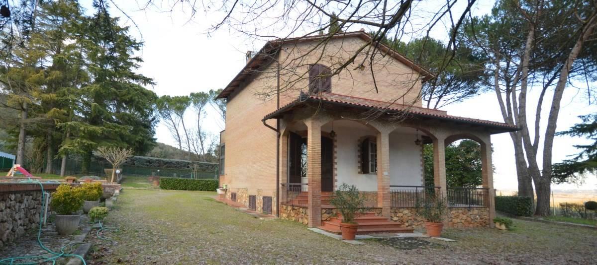 Vendita Villa Campagna Senese RIF:2245 - Agenzia Immobiliare Betti Poggibonsi Siena Toscana (0)