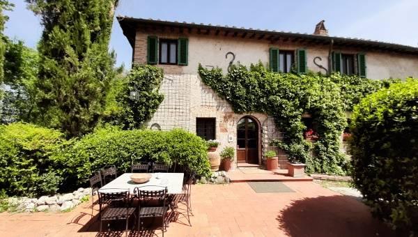 Vendita Appartamento in casale o porzione in Campagna Fiorentina - Betti Immobiliare Toscana Rif 2254